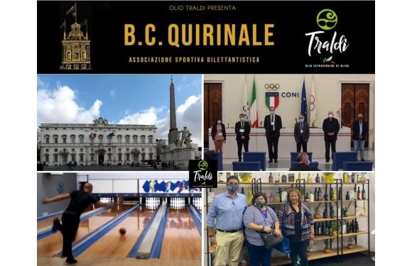 B.C. Quirinale e Olio Traldi organizzano il torneo nazionale di bowling di Ciampino