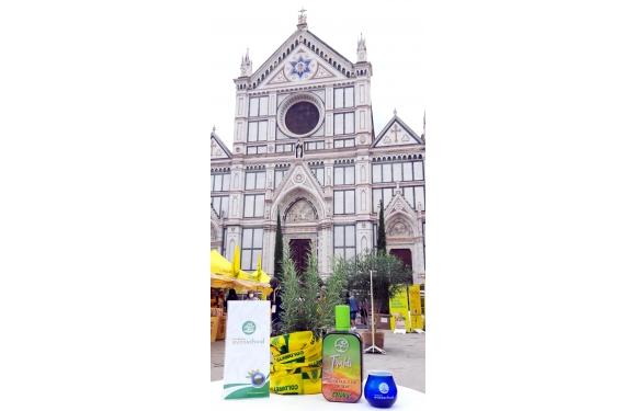 Olio Traldi Eximius di Francesca Boni al G20 dell'Agricoltura a Firenze dal 16 al 18 settembre 2021
