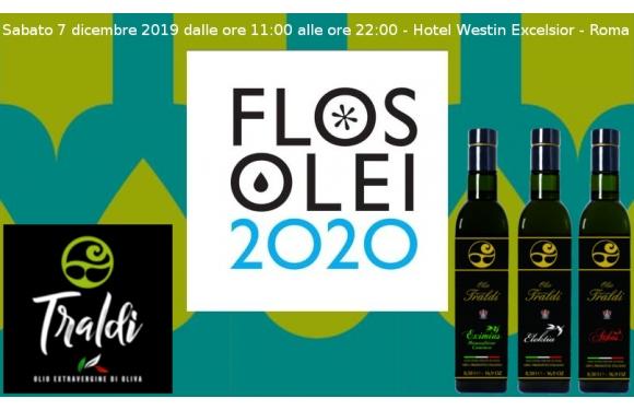 Olio Traldi di Francesca Boni protagonista al Flos Olei Tour in Rome