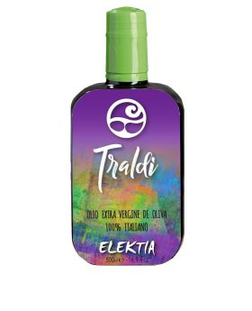 0,500L - Bott. olio extravergine di oliva qualità Elektia