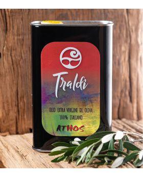 1L - Olio extravergine di oliva qualità Athos
