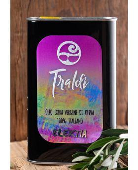 1L - Olio extravergine di oliva qualità Elektia