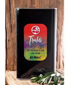 3L - Olio extravergine di oliva qualità Athos